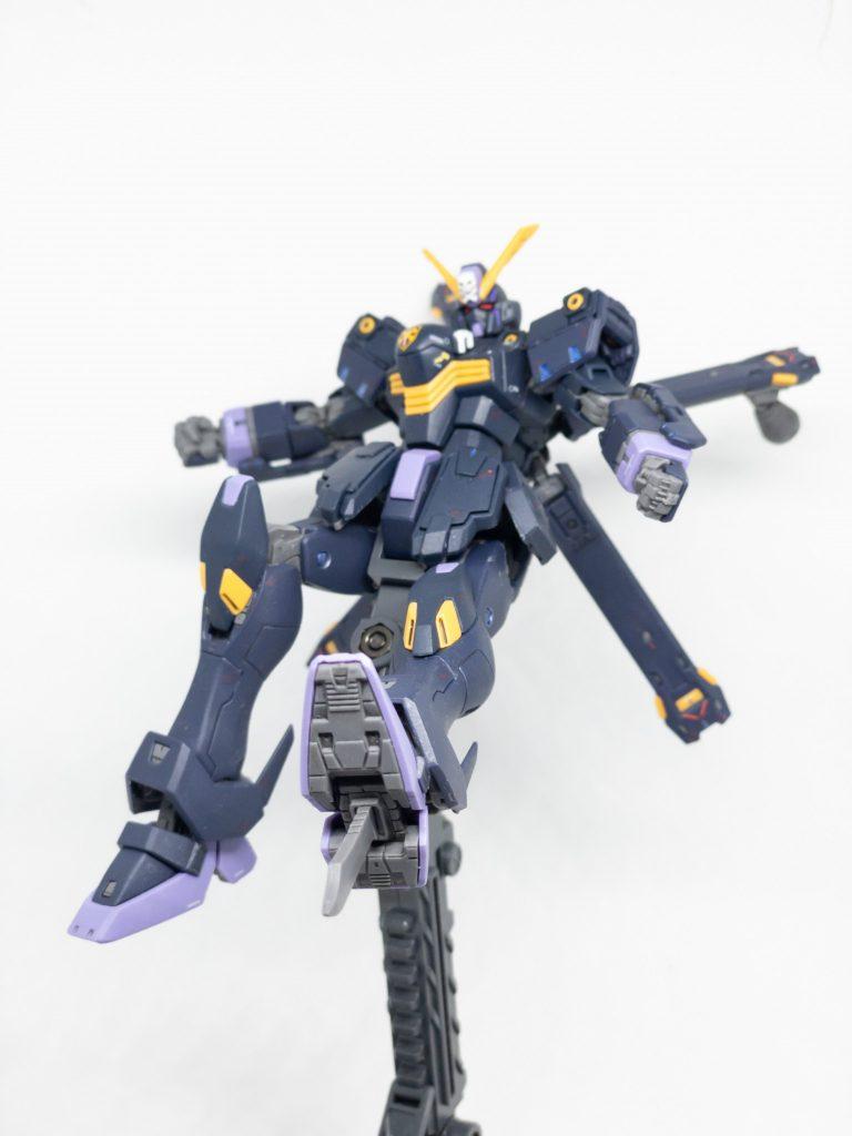 RG クロスボーン・ガンダムX2 アピールショット7