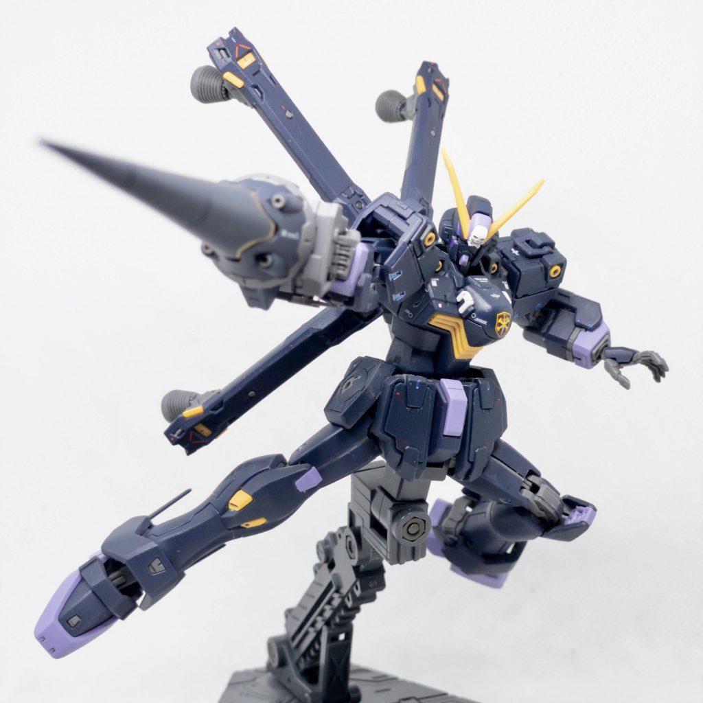 RG クロスボーン・ガンダムX2 アピールショット3