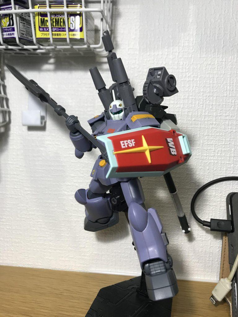ガンキャノン〜徹底的にジオンを叩く仕様〜 アピールショット5