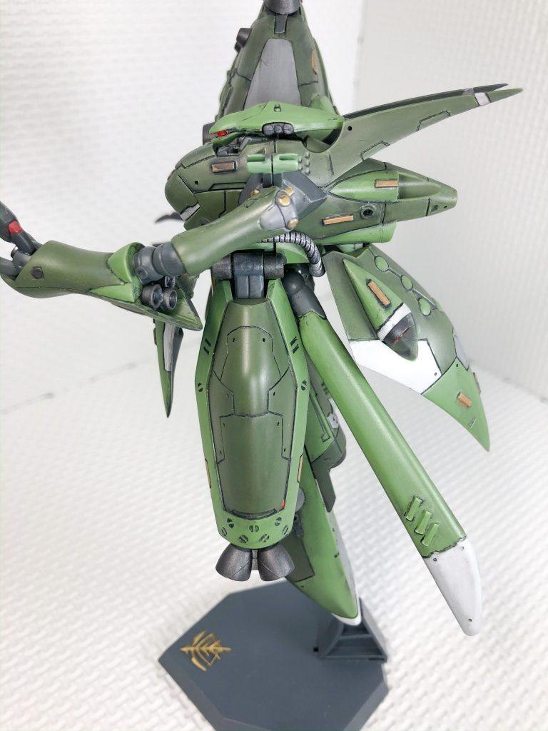 HGM  1/550 ノイエジール 制作工程3