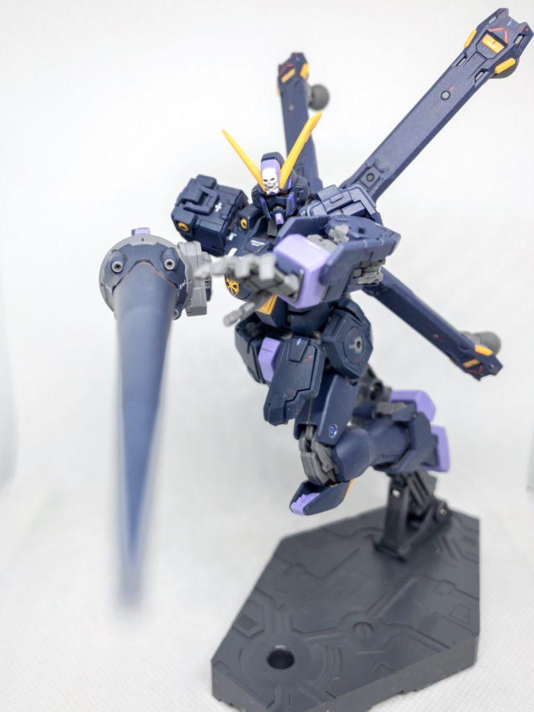 RG クロスボーン・ガンダムX2 制作工程6