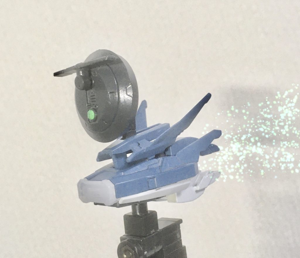 GN-1001N/I セラヴィーガンダムシェヘラザードGNHW/BP 制作工程4