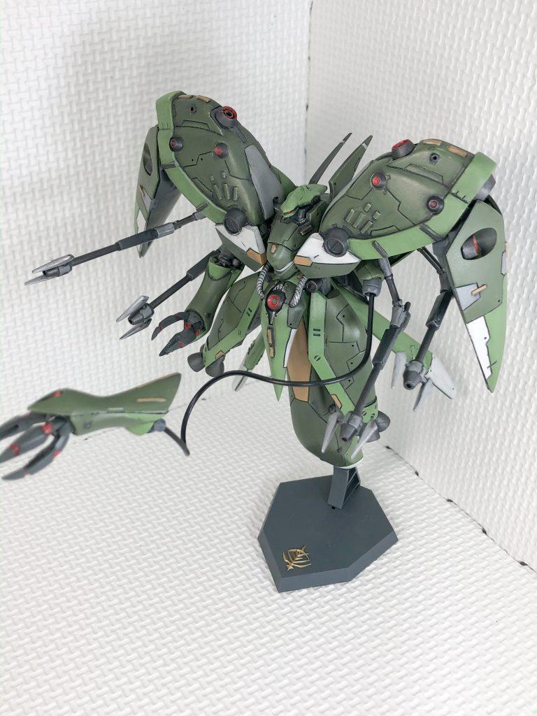 HGM  1/550 ノイエジール アピールショット2