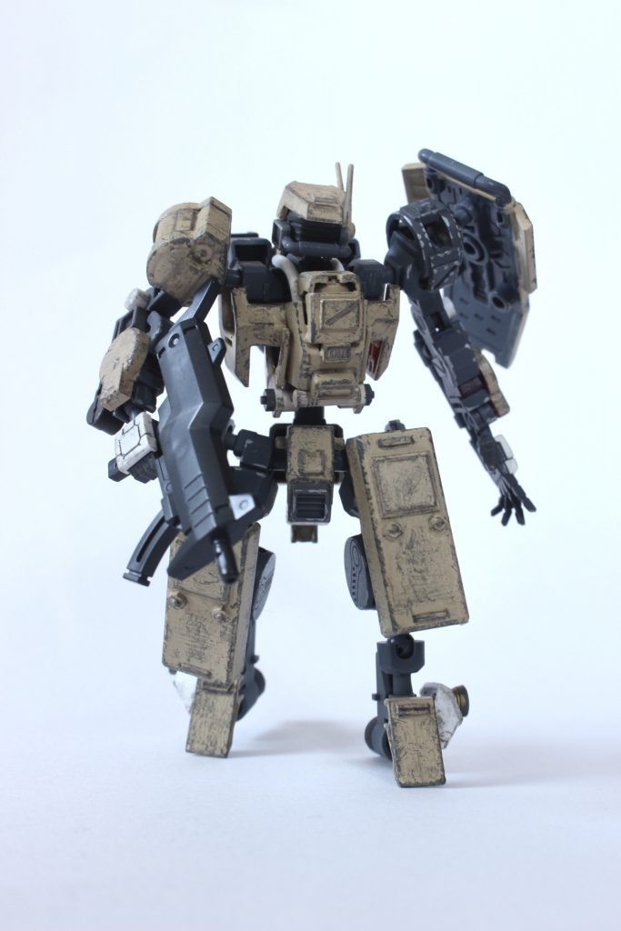 M-16C ハンティングジャッカル アピールショット2