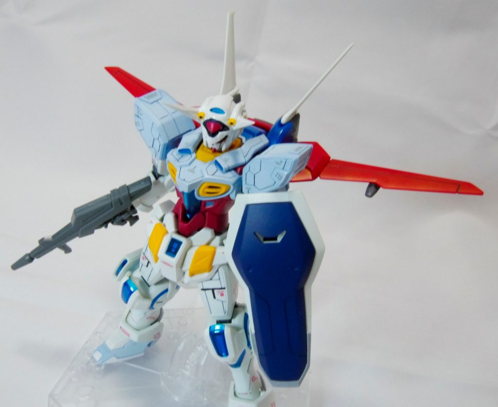 GUNDAM G-SELF 制作工程6