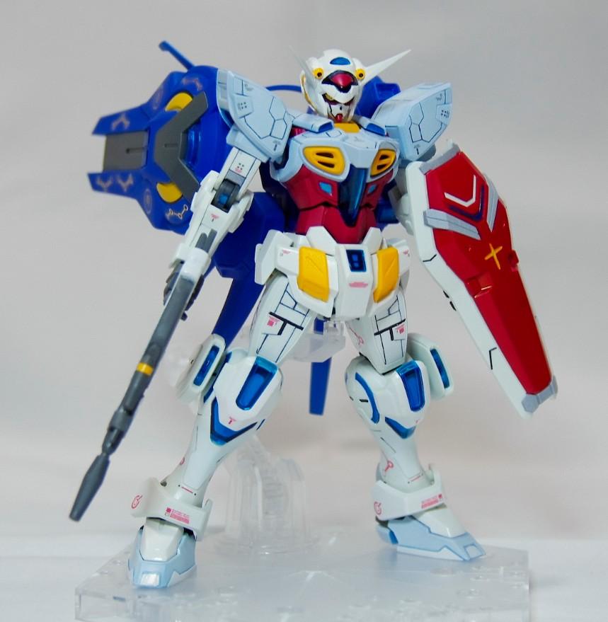 GUNDAM G-SELF アピールショット1