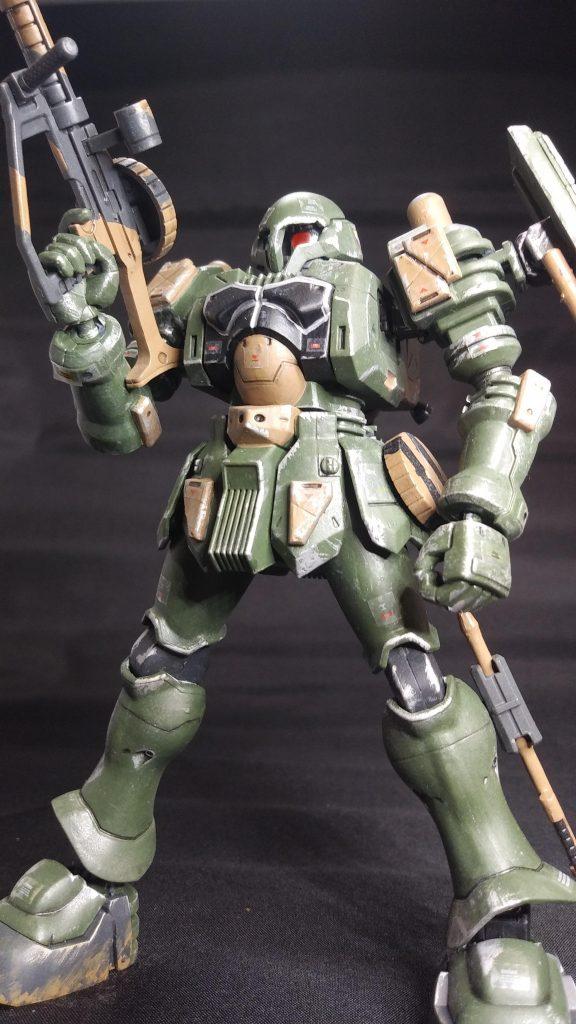 陸戦型ヅダ アピールショット1