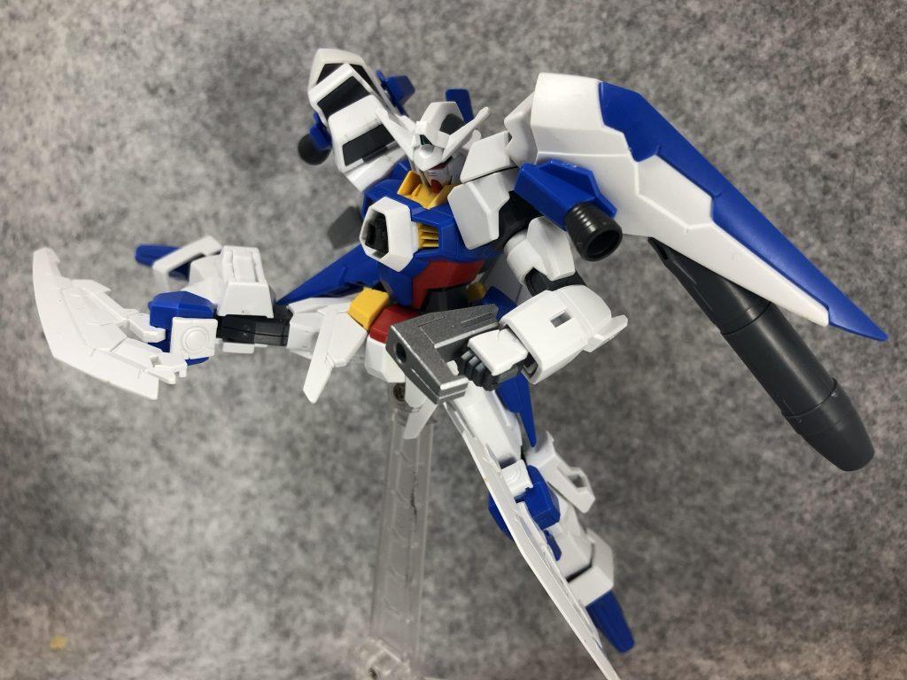 ガンダムAGE-1 テイザー アピールショット5