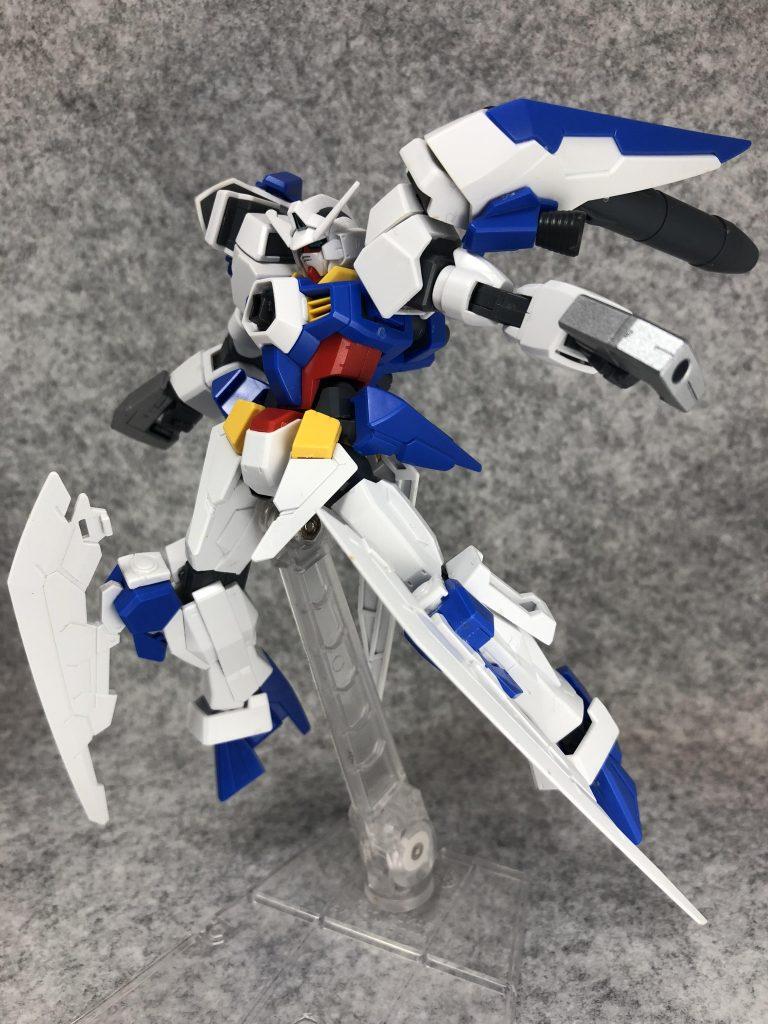 ガンダムAGE-1 テイザー アピールショット7