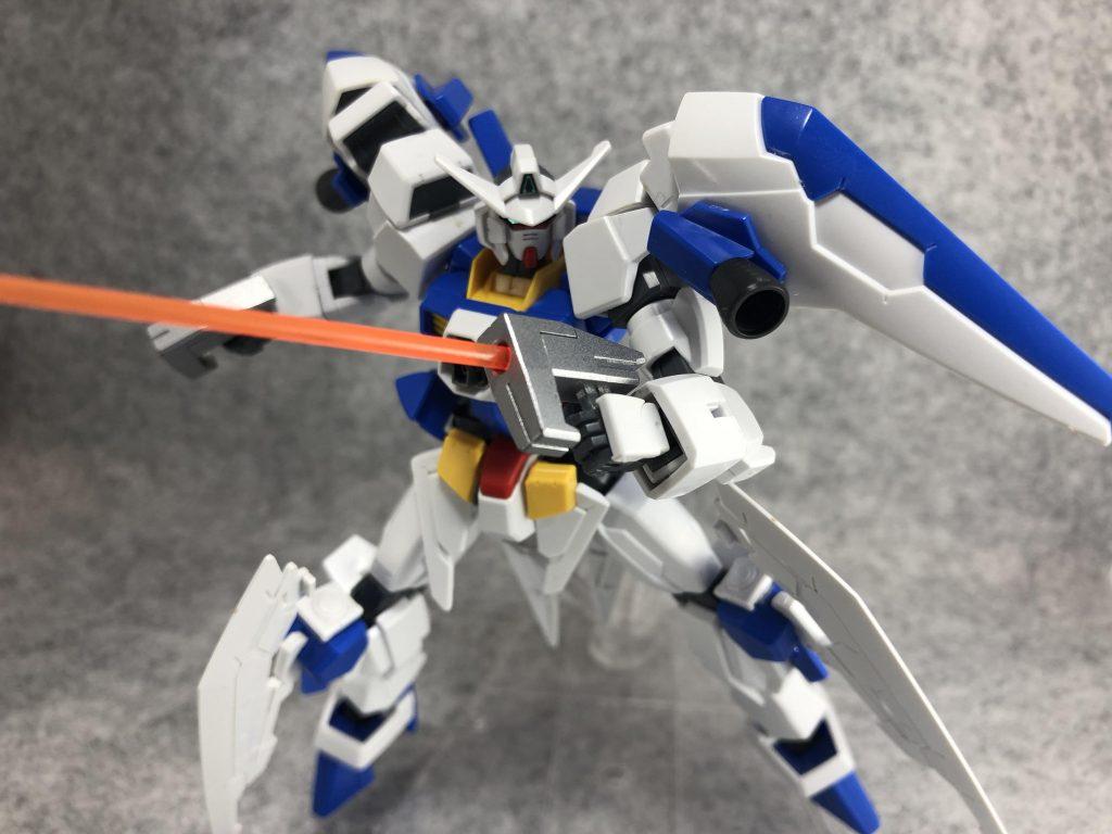 ガンダムAGE-1 テイザー アピールショット3