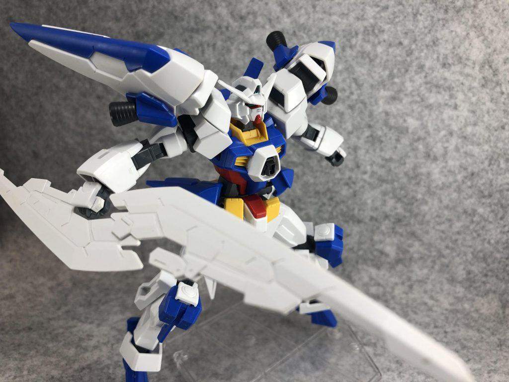 ガンダムAGE-1 テイザー アピールショット6