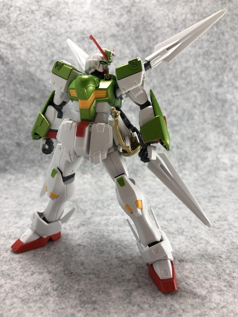 クロスボーン・ガンダムXP