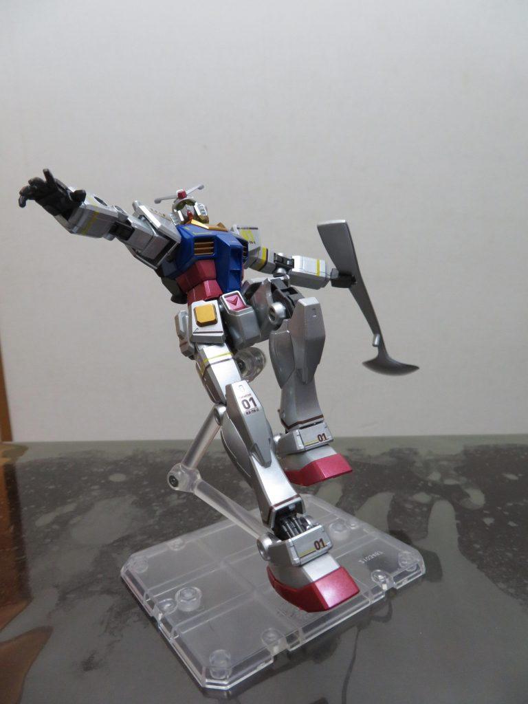 HG_RX-78-2  ガンダム CoCo壱エクストラフィニッシュVer