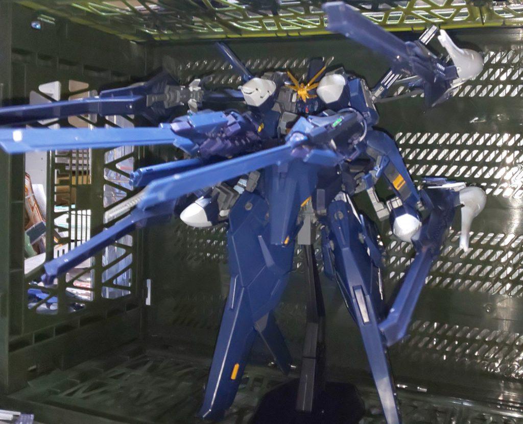 TR-6 ハイゼンスレイII・セスシナング アピールショット3