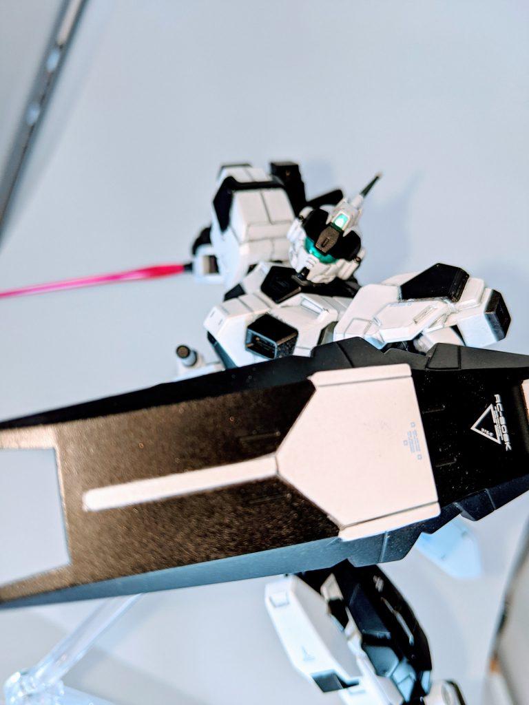 HG ペイルライダー(空間戦仕様) アピールショット3