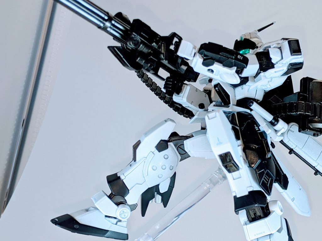 HG ペイルライダー(空間戦仕様) アピールショット4