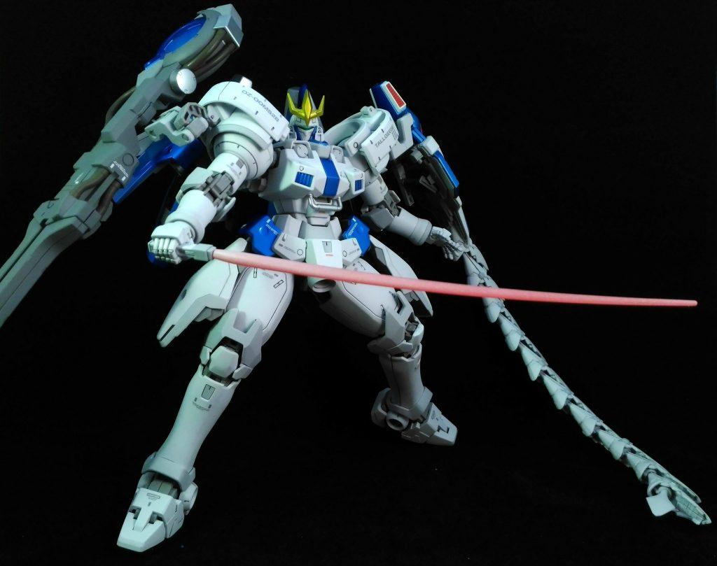 MGトールギスIII アピールショット3