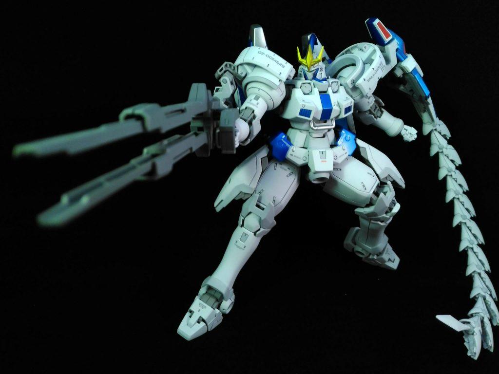 MGトールギスIII アピールショット5