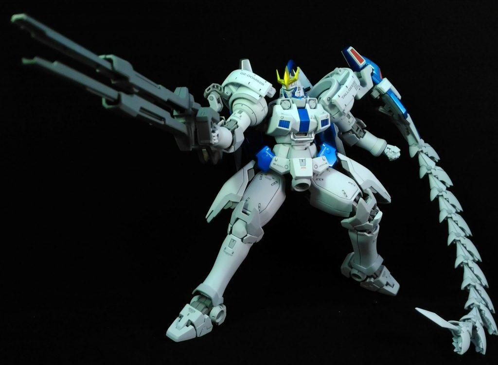 MGトールギスIII アピールショット6