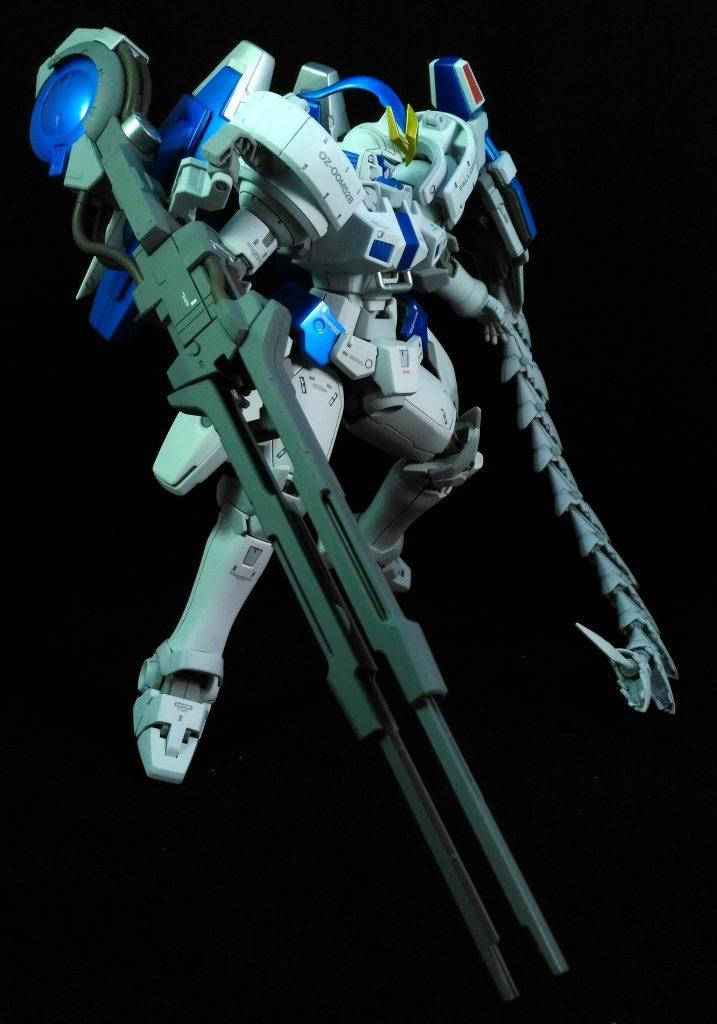 MGトールギスIII アピールショット7