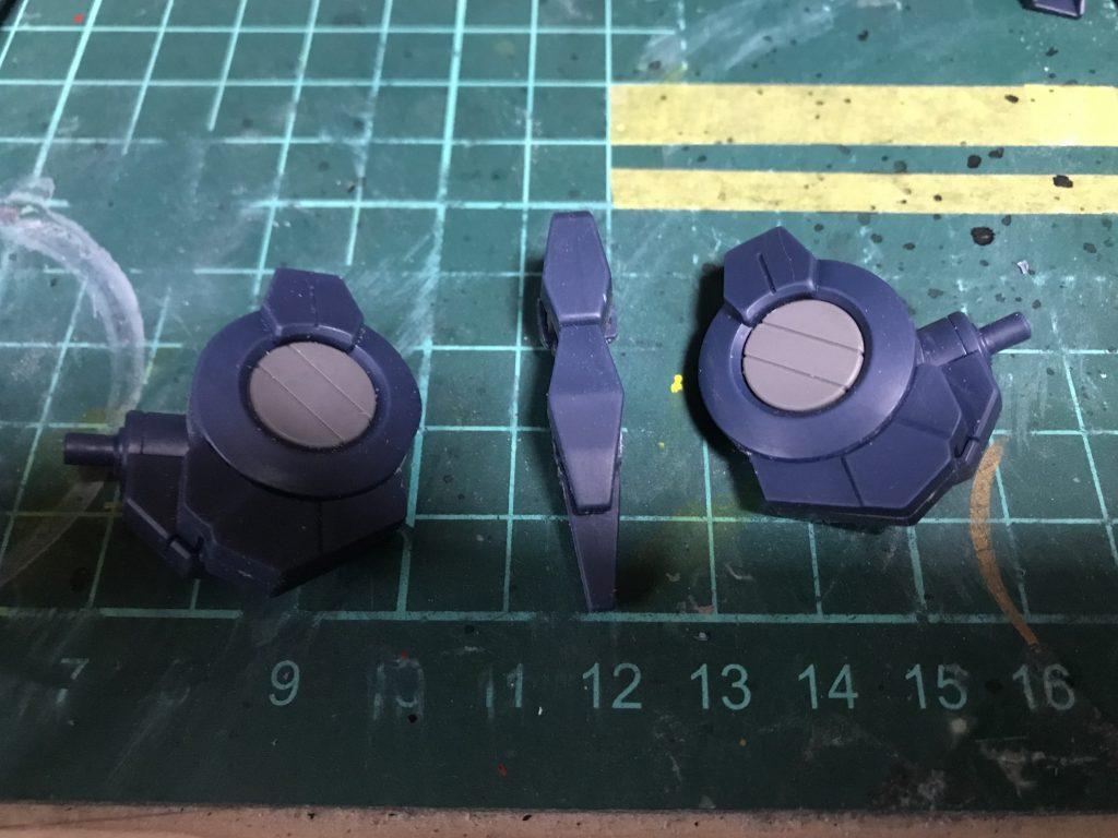 サイコミュ試験用 ナラティブガンダム 制作工程4