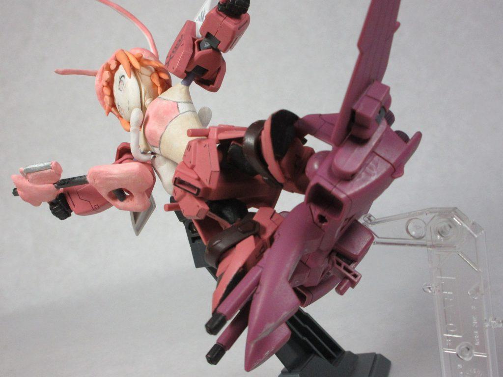 SDジャスティスちゃん アピールショット4