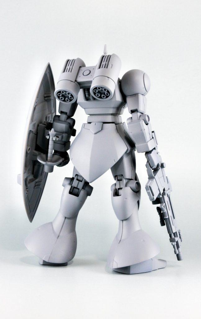 YMS-15 ギャン~初代ボードウィンの遺産~ 制作工程2