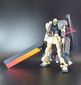 GM/GM コマンド (近接特化高起動型仕様)