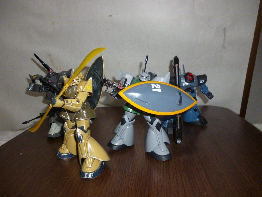 幻獣の影武者たち