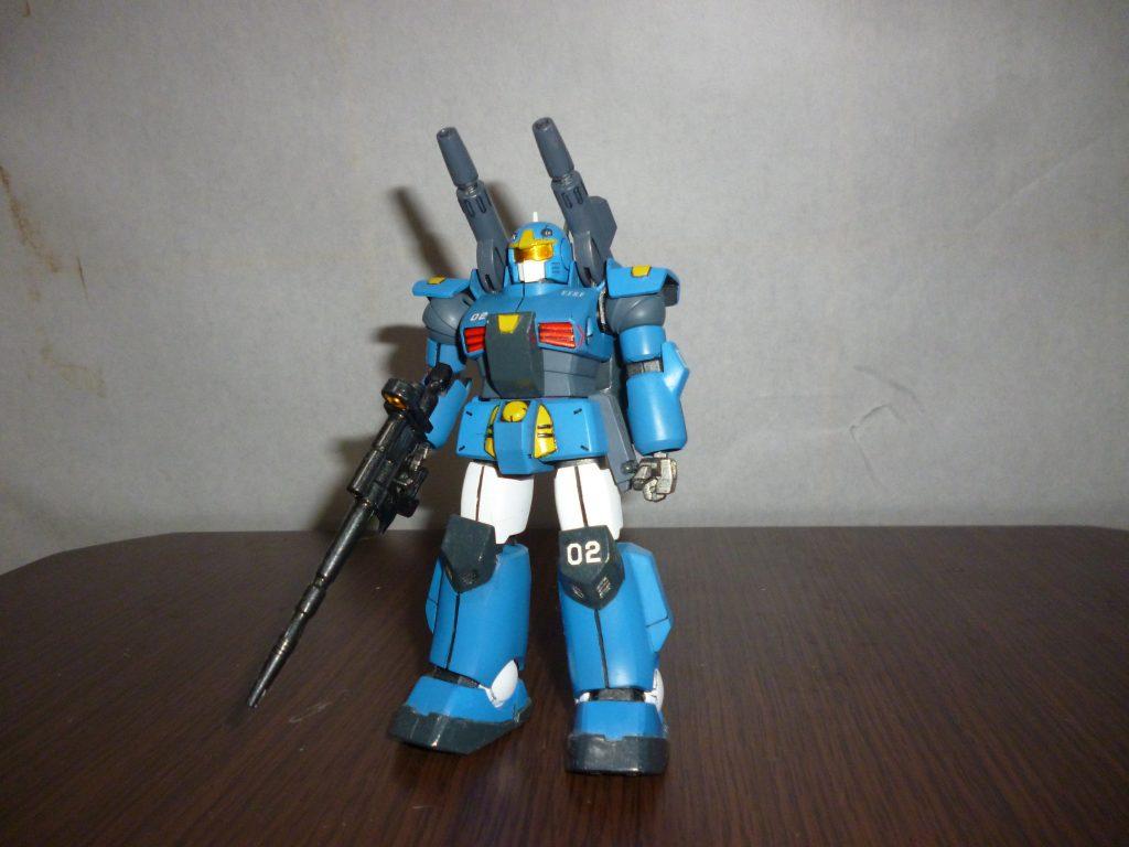 ガンキャノン重装型 アピールショット1