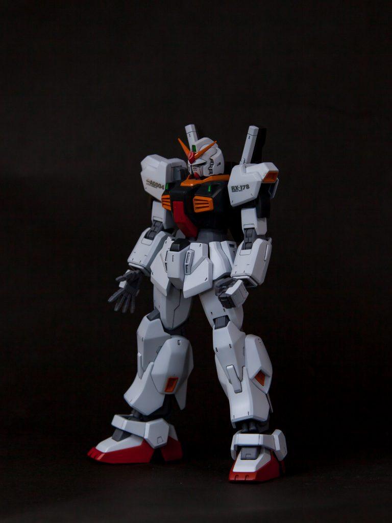 RX-178/FXA05D SUPERGUNDAM アピールショット3