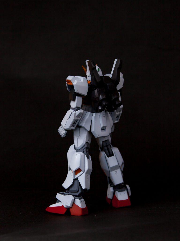 RX-178/FXA05D SUPERGUNDAM アピールショット4