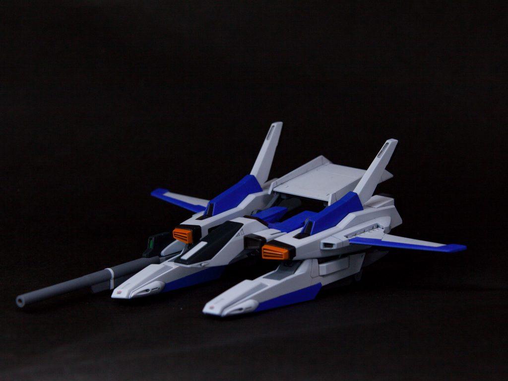 RX-178/FXA05D SUPERGUNDAM アピールショット5