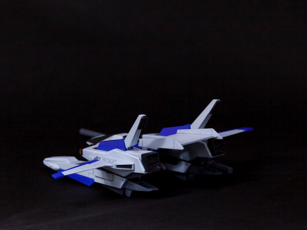 RX-178/FXA05D SUPERGUNDAM アピールショット6