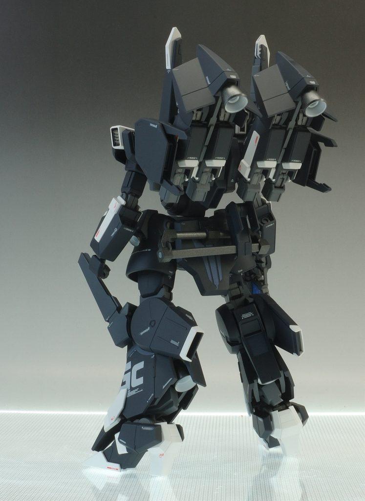 HGUC シルバ・バレト サプレッサー アピールショット5