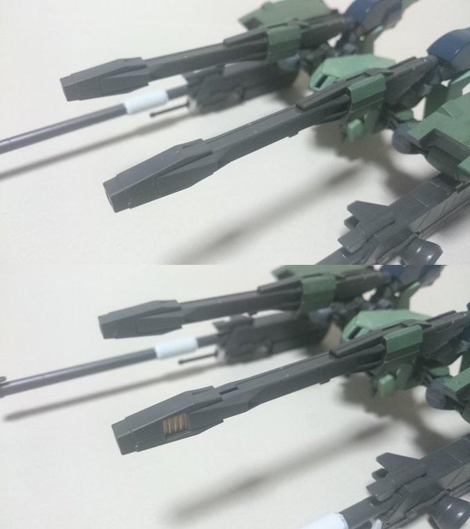高機動強襲型試験機 アピールショット8