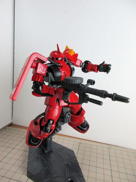 MS-06F・ジョニーライデン専用ザク