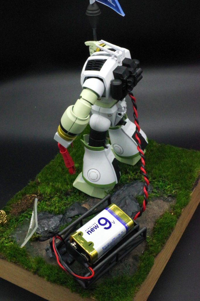 ルーデンス(になりたい…)ゾゴック「デスストVer.」 アピールショット3