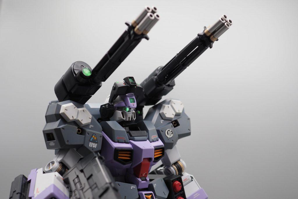 MG RGM-96X ジェスタ・キャノン改