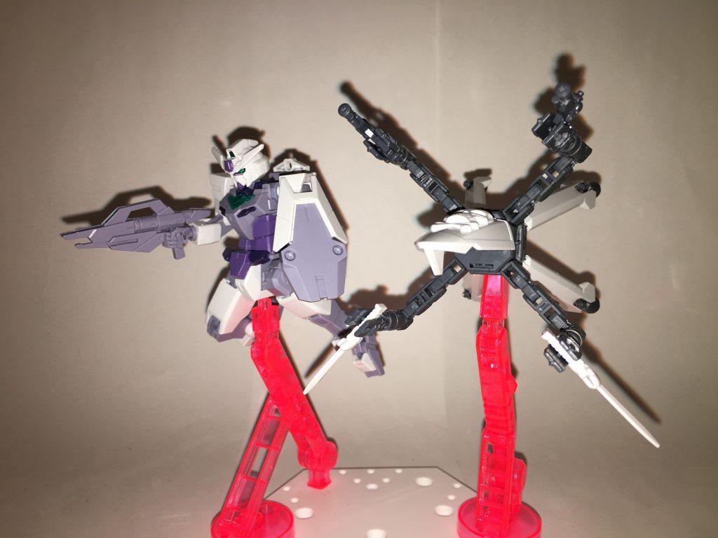 重力の戦士「ガンダムコアグラビティ」 制作工程3
