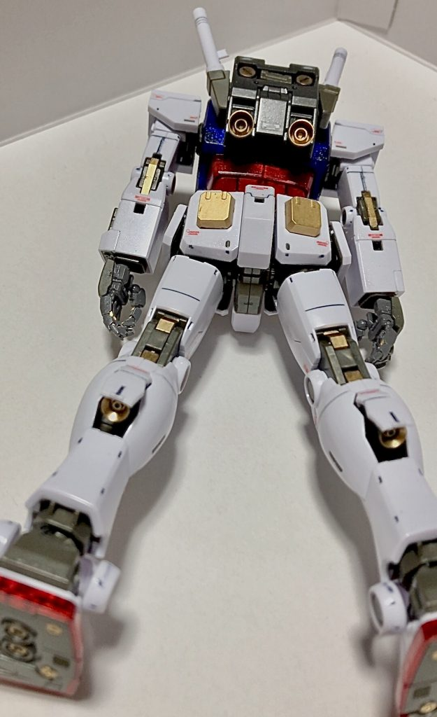 GUNDAM THE ORIGIN RX-78-02 ガンダム 制作工程3