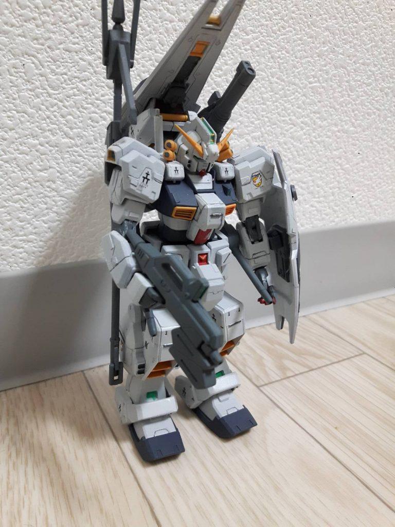 ヘイズル改・重装型 アピールショット1