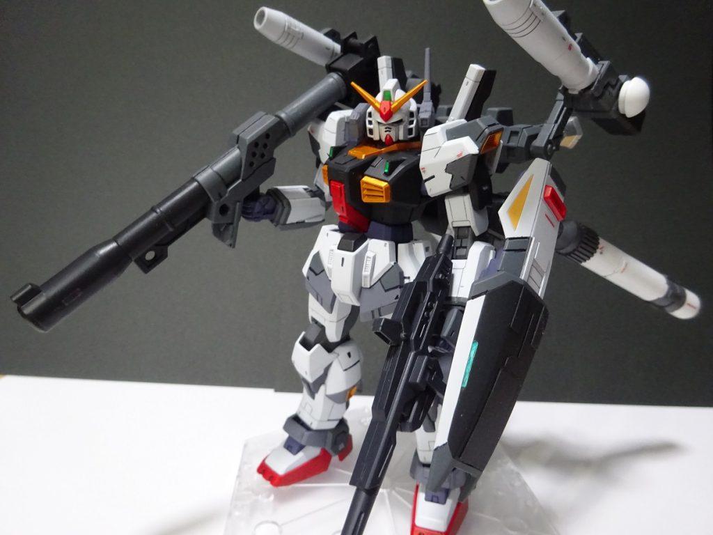 ガンダムMk-Ⅱ Plus アピールショット1