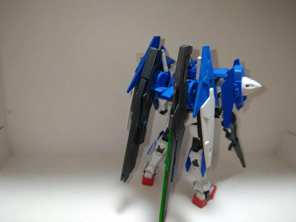HGダブルオーダイバー・スカイプランB アピールショット2