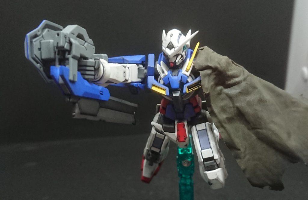 HG00 ガンダムエクシアリペア アピールショット4