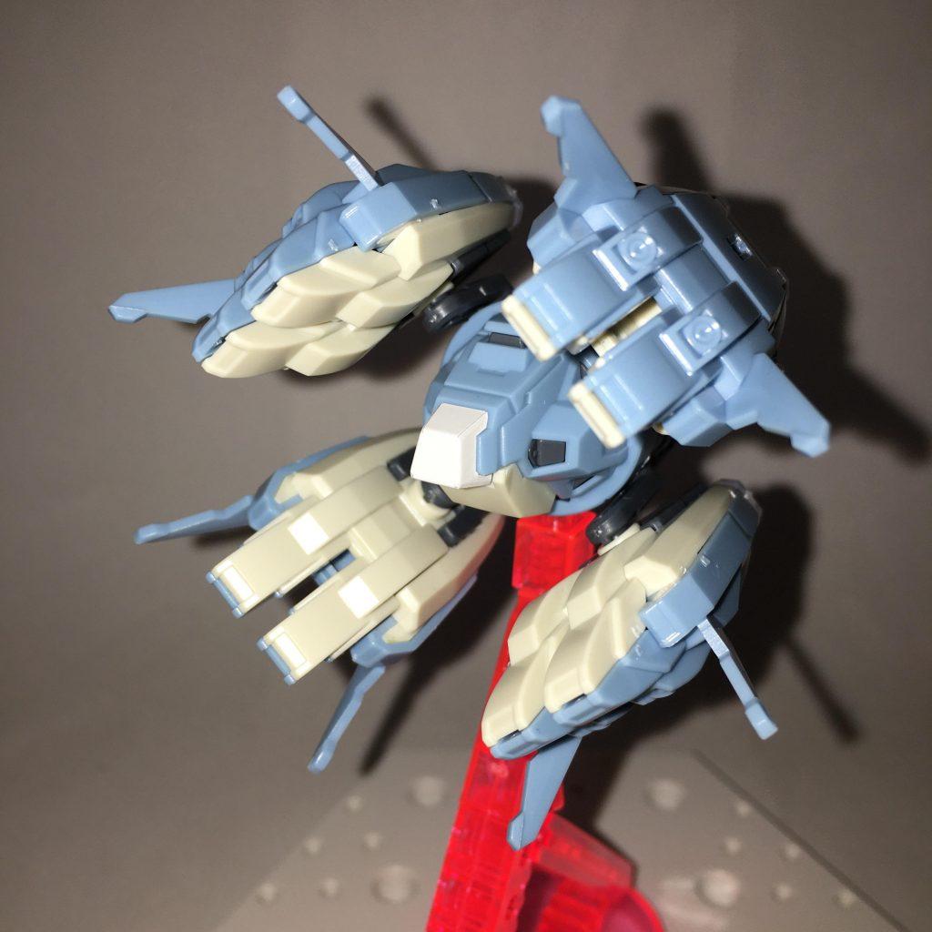 星座の戦士「ガンダムコアトレミー」 制作工程2