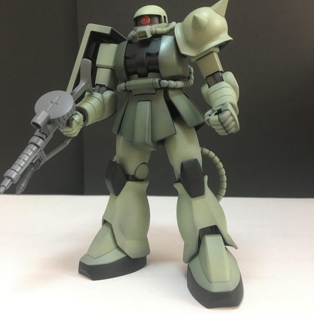 HGUC ザクⅡ(量産型)