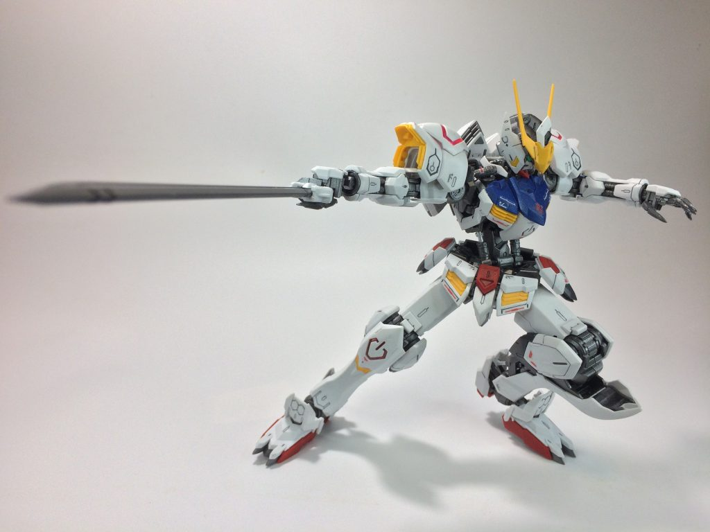MG ガンダムバルバトス アピールショット4