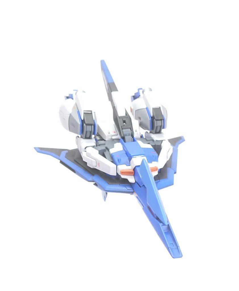 【蒼き疾風】Ζガンダムラファール アピールショット4