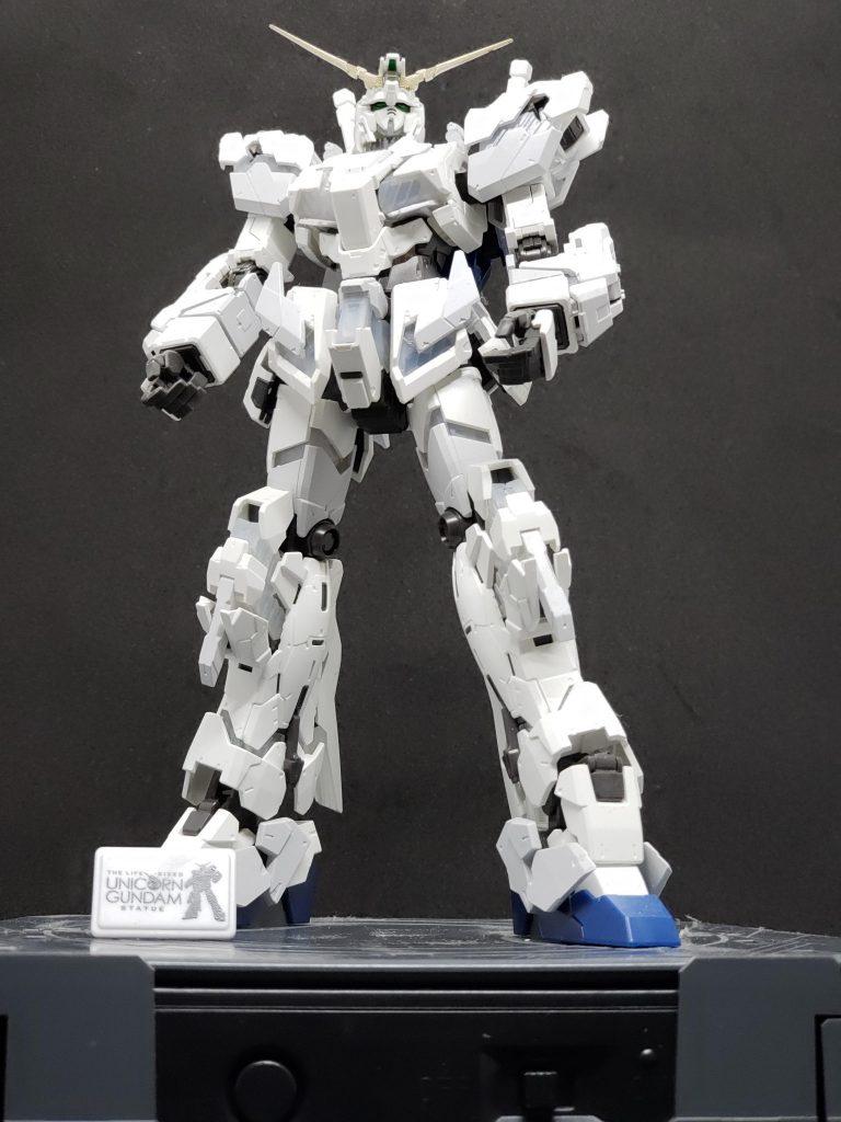 RGユニコーン(ライトニングモデル) アピールショット2